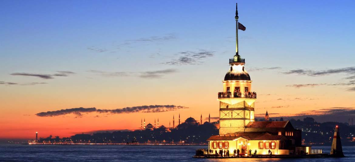 fly-turkey-Istanbul-Maidens-Tower